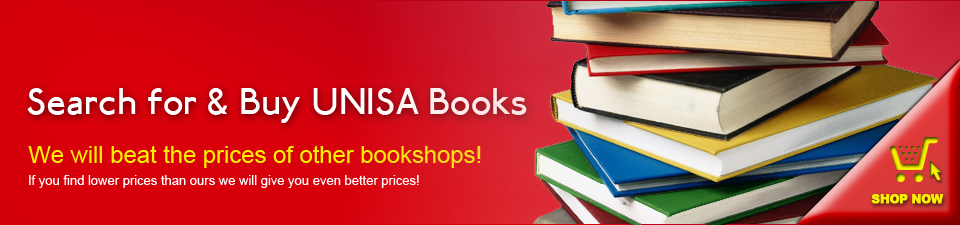 Search for and Buy Unisa Books